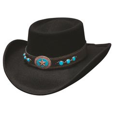 28d0090a Pure Country Dusty Traveler Brown Straw Bullhide Hat by Montecarlo Hat  Company 2534 | Tack | Cuero, Vestimentas, Trapillo
