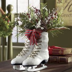 Image result for ice frozen advent decor