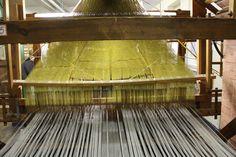 """In den historischen Räumen des  """"Alten Pastorats"""" in Meldorf befindet sich die einzige Handweberei Dithmarschens. © TA.SH"""