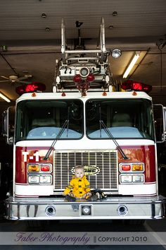i know a fireman who is having a baby soon, this would be cool
