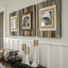 Een leuk idee om fotolijstjes op hout te bevestigen, maar het kan makkelijker! Bestel eenvoudig en snel een foto op hout bij www.fotoophout.nl!