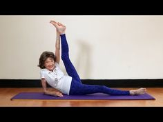 96-year-old Holds The World Record For Oldest Yoga Teacher - YouTube: Inspiration! #Yoga #Tao_Porchon_Lynch