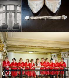 President Hotel | wedding | wedding photos | wedding photography | February wedding | freelandphotography.com