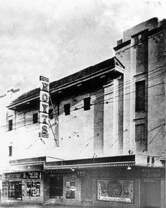 The Hurlstone Park Theatre was opened on May Built on a rather awkward site, the noted cinema architectural firm of Kaberry & Chard d. Old Pictures, Old Photos, Theatre Posters, Art Deco Buildings, As Time Goes By, Theatres, Canterbury, Sydney Australia, Movie Theater