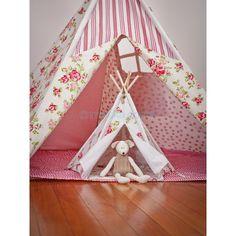 Mini Kids Teepee | Teepees for Dolls | Small Kids Play Tent | Childrens Miniature Tee Pee Tents