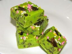 Paan (Betel) Fudge / Chocolate Fudge / Fudge Recipe In Minutes - By Food Connection - YouTube