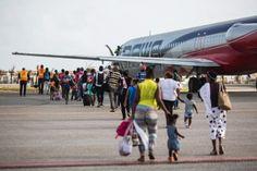 Regresan al país 160 dominicanos desde San Martín tras huracán Irma