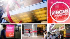 Ringen Centrum. Identity and advertising for shopping mall. Glauser Creative. http://www.glauser.com