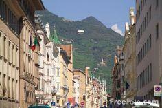 Bolzano, Italy---on our wish list!