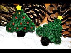▶ DIY : Arbolitos de Fieltro para decorar esta Navidad - YouTube