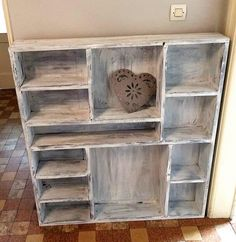 Rustic pallets made entryway shelving cabinet allows you to enhance beauty of your place inside. The overall presentation of this package will let you in the state of being engrossed. It is a wise decision to implement this re-transformed wood pallet living room furniture idea to enhance the indoor decor of your room.h