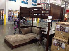 Universal Furniture Bryson Twin Bunk Bed Costco 3 Kids Stuff Pinterest Loft Beds Twin And