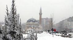 Meteoroloji  uyardı, haftasonu Marmara ve Ege Denizi'nde kuvvetli fırtına ve kar... #fırtına #meteoroloji #yağmur #kar #kış #uyarı #istanbul #İLİLHAVADURUMU