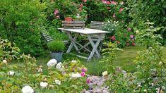 36 Unique Farmhouse Pergola in the Garden Landscape Design, Garden Design, Scandinavian Garden, Garden Online, Farmhouse Garden, Ponds Backyard, Small Gardens, Water Garden, Dream Garden