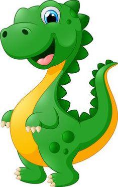 Dinosaur Crafts, Dinosaur Art, Cute Dinosaur, Dinosaur Images, Dinosaur Pictures, Dinosaur Drawing, Cartoon Dinosaur, Animal Crafts For Kids, Art For Kids