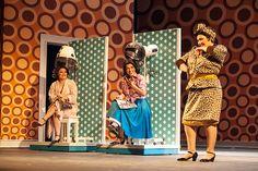 Ópera cômica de Verdi, 'Falstaff' estreia hoje no Theatro São Pedro 01/12