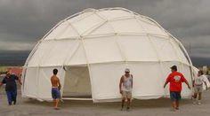 pvc yurt plans - Google Search