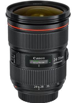 Canon EF 24-70mm f/2.8L II USM Objektiv, €1 619.00
