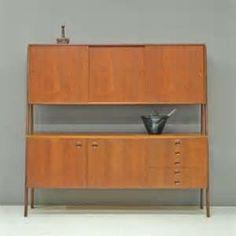 Wall Unit by Gunni Omann for Omann Jun Credenza, Jun, The Unit, Cabinet, Storage, Wall, Furniture, Home Decor, Clothes Stand