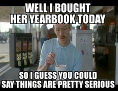 Yearbook meme