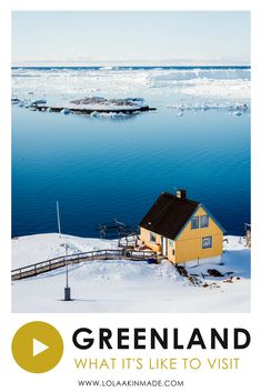 A look at what it's like to explore Greenland from the perspective of a Nat Geo photographer. As Iceland's larger island sister, Greenland is full of bucket list worthy experiences ranging from the northern lights to dramatic iceberg-dotted landscapes, to the rich culture of Nuuk, to a host of other nature and wildlife activities. Things to do in Greenland. | Geotraveler's Niche Travel Blog#Greenland