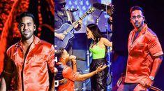 Lo hizo otra vez! Natti Natasha movió su cuerpo sin censura con Romeo Santos Red Leather, Leather Jacket, Romeo Santos, Latina, Jackets, Fashion, Urban, Singers, Couples