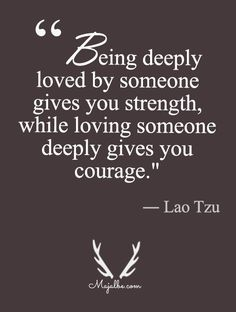Deep Love Love Quotes