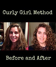 What is #hairplopping? How to get curly, permed #hair over night? click…