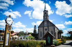 Igreja de São Pedro, Gramado, Brazil