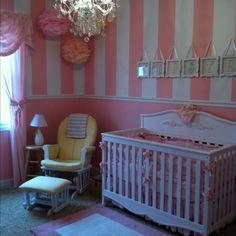 Kristen's nursery!