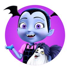 Watch full episodes of Vampirina online. Get behind-the-scenes and extras all on Disney Junior. Disney Junior, Disney Jr, Happy 6th Birthday, 5th Birthday Party Ideas, Girl Birthday, Party Themes, Vampire Party, Minnie Bow, Friends Day
