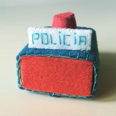 Garagem polícia