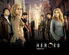 Season 1 of Heroes = Greatest TV season of all-time in my opinion. A shame the show imploded afterwards.