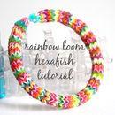 rainbow loom - pulseiras elásticos