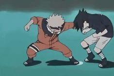 Anime Naruto GIF - Anime Naruto Punch - Discover & Share GIFs