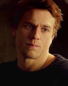 Christian Grey - Charlie Hunnam