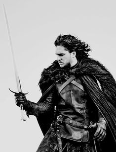 Kill the boy, Jon Snow. Winter is almost upon us. Kill the boy and let the man be born.