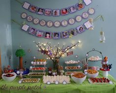 "Photo 1 of 15: Tinker Bell & Disney Fairies / Birthday ""Tinker Bell & Disney Fairies Birthday"" | Catch My Party"