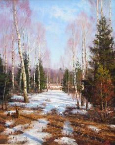 пейзаж Артамонова -15