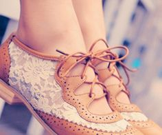 lace oxford shoes, new wanted anything more