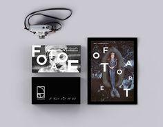 Corporate identity for Photo Art studio.