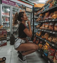 Are food stores the new aesthetic? Poses For Pictures, Picture Poses, Photo Poses, Photo Shoots, Insta Photo Ideas, Insta Pic, Instagram Picture Ideas, Tumblr Photography, Portrait Photography