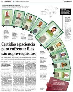 A farra das carteiras de identidade - Gustavo Pereira