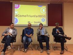 Presentación 'Cómo triunfar en las Redes Sociales' de Manuel Moreno.