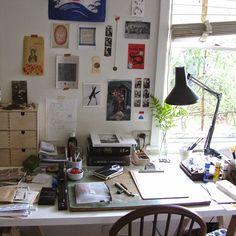 Gemma Topliss studio