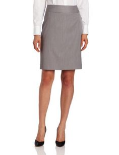 Anne Klein Women's Petite Skirt With Yoke, Pale Grey Heather, 8 Anne Klein,http://www.amazon.com/dp/B009S7ZBNM/ref=cm_sw_r_pi_dp_kaKpsb1C1K4RHYS0