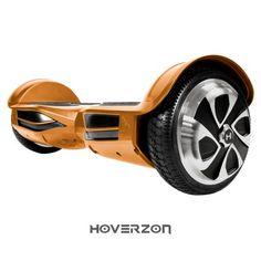 HOVERZON XLS SELF-BALANCING HOVERBOARD GOLD