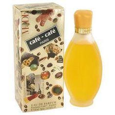 CAF - CAF by Cofinluxe Eau De Parfum Spray 3.4 oz (Women)