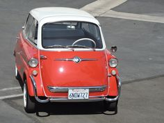 Bid for the chance to own a 1958 BMW Isetta 600 at auction with Bring a Trailer, the home of the best vintage and classic cars online. Bmw E9, Bmw Isetta, Automobile, Miniature Cars, Fiat 600, Small Cars, Classic Cars Online, Alfa Romeo, Back Home
