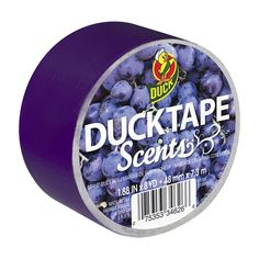Get Rolling with Scented Duct Tape -  #crafts #DIY #duct